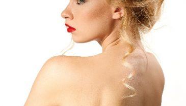 東京の皮膚科 で背中や二の腕のブツブツニキビ跡レーザー治療