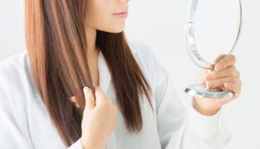 分け目が目立つ女性の薄毛の原因とは?髪に効果的な食べ物や生活習慣をチェック!