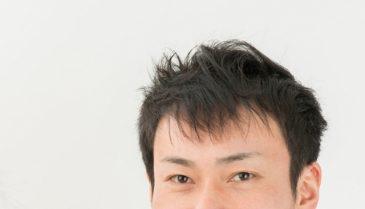 前頭部や側頭部、生え際の髪が薄い10、20代男性が増えている!